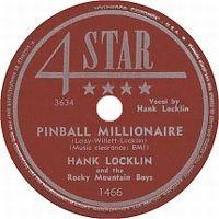 Cover Hank Locklin And His Rocky Mountain Boys - Pinball Millionaire