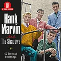 Cover Hank Marvin & The Shadows - 60 Essential Recordings