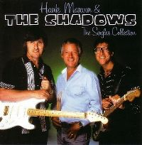 Cover Hank Marvin & The Shadows - The Singles Collection