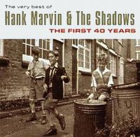 Cover Hank Marvin & The Shadows - The Very Best Of Hank Marvin & The Shadows - The First 40 Years