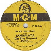 Cover Hank Williams - Jambalaya (On The Bayou)