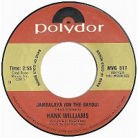 Cover Hank Williams - Jambalaya (On The Bayou)