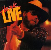 Cover Hank Williams Jr. - Hank Live
