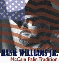 Cover Hank Williams Jr. - McCain Palin Tradition