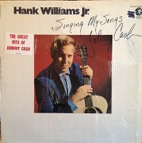Cover Hank Williams Jr. - Singing My Songs (Johnny Cash)