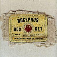 Cover Hank Williams Jr. - The Bocephus - The Hank Williams Jr. Collection