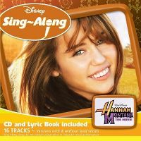 Cover Hannah Montana - Disney Sing~Along - Hannah Montana The Movie