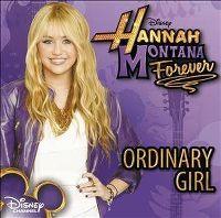 Cover Hannah Montana - Ordinary Girl