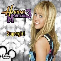 Cover Hannah Montana - Supergirl