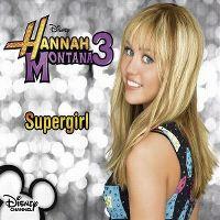 Cover Hannah Montana - Supergirl
