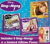 Cover Hannah Montana / Miley Cyrus - Hannah Montana X-mas Box Budget