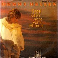 Cover Hanne Haller - Engel fallen nicht vom Himmel