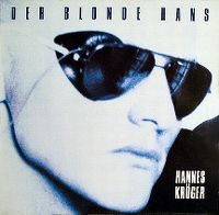 Cover Hannes Kröger - Der blonde Hans