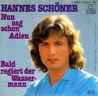 Cover Hannes Schöner - Nun sag schon Adieu