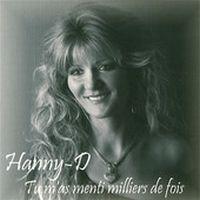 Cover Hanny-D - Tu m'as menti milliers de fois