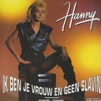 Cover Hanny - Ik ben je vrouw en geen slavin
