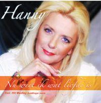 Cover Hanny - Nu weet ik wat liefde is
