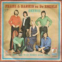 Cover Hanny & Frans en de Rekels - Cherie
