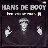 Cover Hans de Booy - Een vrouw zoals jij