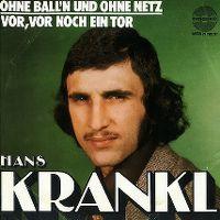 Cover Hans Krankl - Ohne Ball'n und ohne Netz