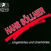 Cover Hans Söllner - ...Ungehörtes und Unerhörtes