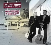 Cover Hans Theessink & Terry Evans feat. Ry Cooder - Delta Time