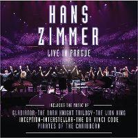 Cover Hans Zimmer - Live In Prague