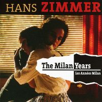 Cover Hans Zimmer - The Milan Years