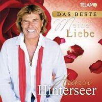 Cover Hansi Hinterseer - Das Beste - Meine Liebe
