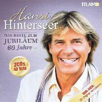 Cover Hansi Hinterseer - Das Beste zum Jubiläum - 60 Jahre