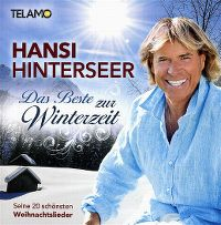 Cover Hansi Hinterseer - Das Beste zur Winterzeit - Seine 20 schönsten Weihnachtslieder