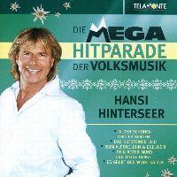 Cover Hansi Hinterseer - Die Mega Hitparade der Volksmusik