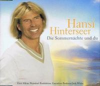 Cover Hansi Hinterseer - Die Sommernächte und du