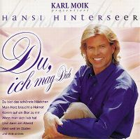 Cover Hansi Hinterseer - Du, ich mag Dich