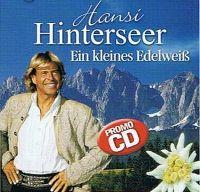 Cover Hansi Hinterseer - Ein kleines Edelweiss
