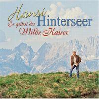 Cover Hansi Hinterseer - Es grüsst der Wilde Kaiser