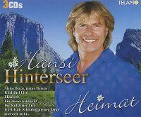 Cover Hansi Hinterseer - Heimat