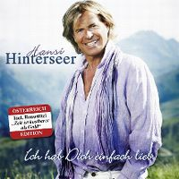 Cover Hansi Hinterseer - Ich hab Dich einfach lieb