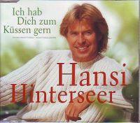 Cover Hansi Hinterseer - Ich hab Dich zum Küssen gern