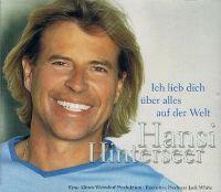 Cover Hansi Hinterseer - Ich lieb dich über alles auf der Welt
