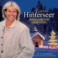Cover Hansi Hinterseer - Jedes Jahr zur selben Zeit