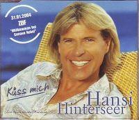 Cover Hansi Hinterseer - Küss' mich