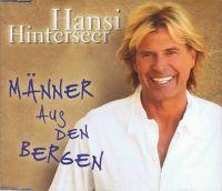 Cover Hansi Hinterseer - Männer aus den Bergen