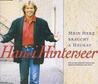 Cover Hansi Hinterseer - Mein Herz braucht a Heimat