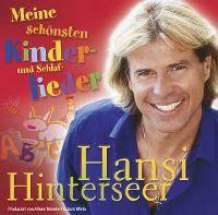 Cover Hansi Hinterseer - Meine schönsten Kinder- und Schlaflieder