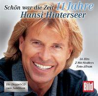 Cover Hansi Hinterseer - Schön war die Zeit - 11 Jahre Hansi Hinterseer