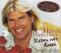 Cover Hansi Hinterseer - Sieben rote Rosen