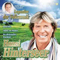 Cover Hansi Hinterseer - Stefan Mross präsentiert: Legenden der Volksmusik
