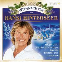 Cover Hansi Hinterseer - Weihnachten mit Hansi Hinterseer