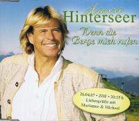 Cover Hansi Hinterseer - Wenn die Berge mich rufen